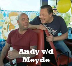 Andy van der Meijde huurt de Tournado